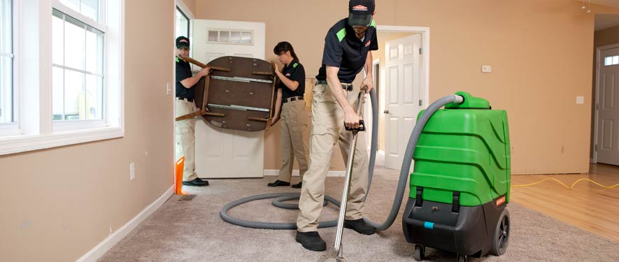Roanoke, VA residential restoration cleaning